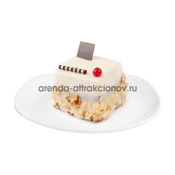 Пирожное Творожное для кэнди бара и сладкого стола