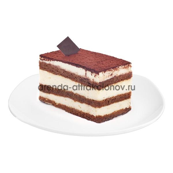 Пирожное Тирамису для кэнди бара и сладкого стола