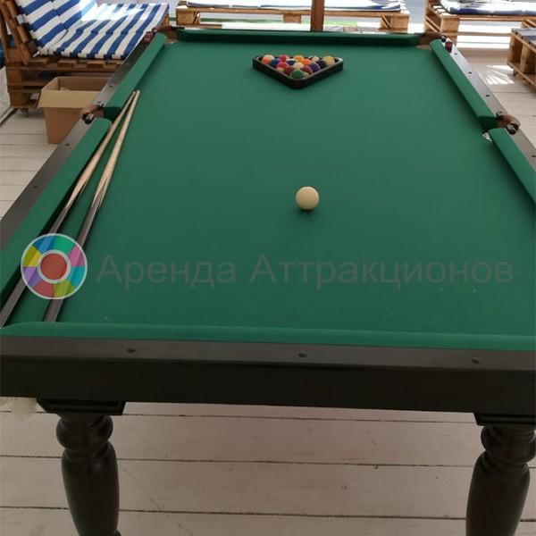 Бильярдный стол в аренду