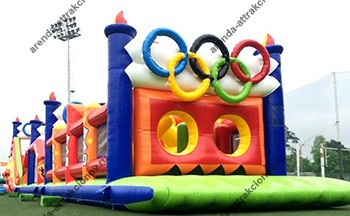 олимпийская полоса препятствий