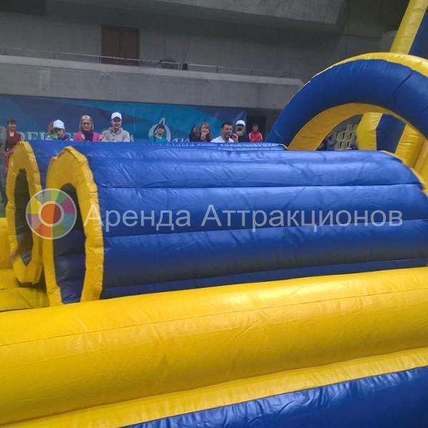 Аренда Подростковой Полосы препятствий к мероприятию для развлечения