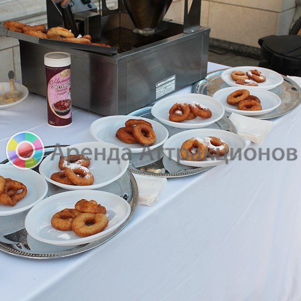 Пончики на мероприятие