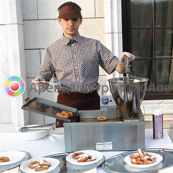 Пончики на мероприятие заказать