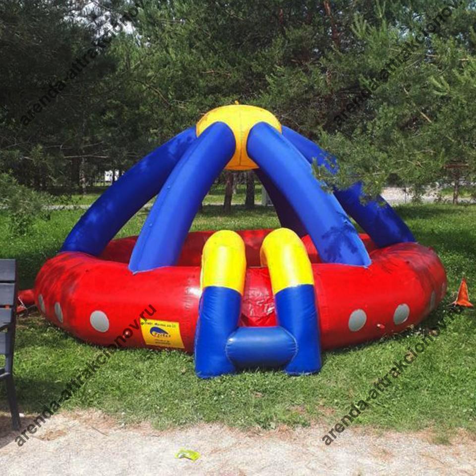 Сухой бассейн Пришельцы в аренду для детских праздников