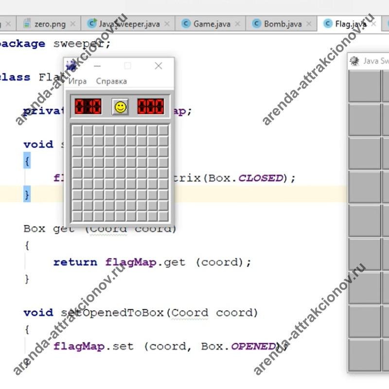 программирование игр онлайн