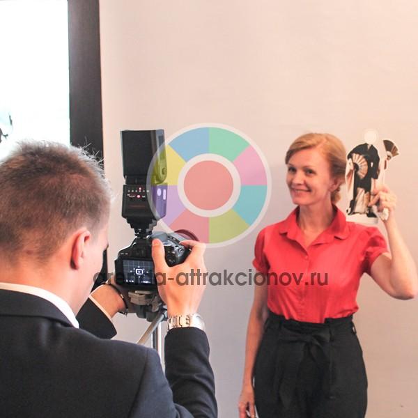 Фото сессия с Промо Оскаром