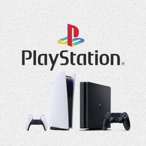 PS4 и PS5 в аренду на праздник