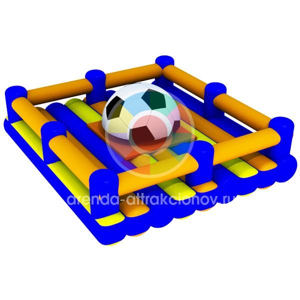 Прокатный — родео Футбольный мяч