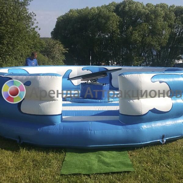 Аренда аттракциона Родео Серфинг на мероприятие