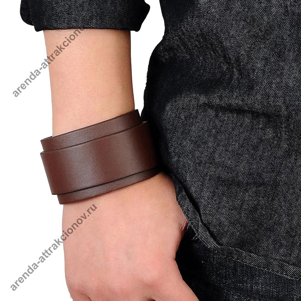 мужские браслеты из кожи к 23 февраля