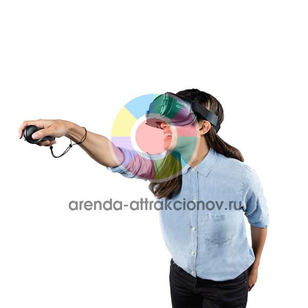 Игровой виртуальный стрелок