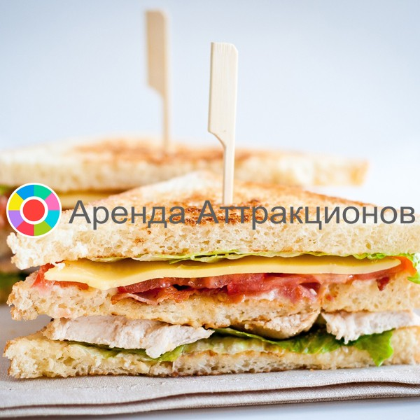 Сэндвич на праздник заказать