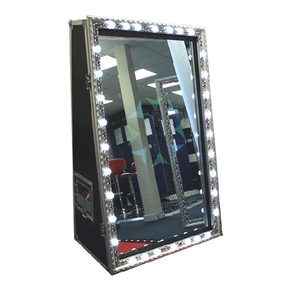 Селфи Зеркало для неонового видео тоннеля