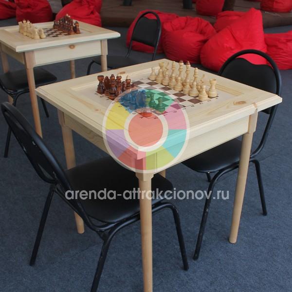 Парковые шахматы в аренду на мероприятие