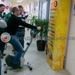 Велосиломер на корпоратив