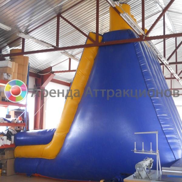 Аренда аттракциона Скалодром 5 метров