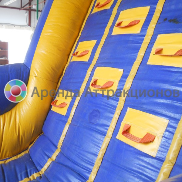Скалодром 5 метров в аренду на мероприятие