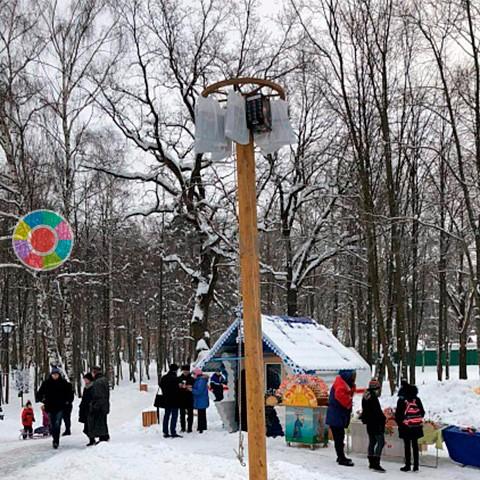 Аренда Ярмарочного скалодрома в Москве