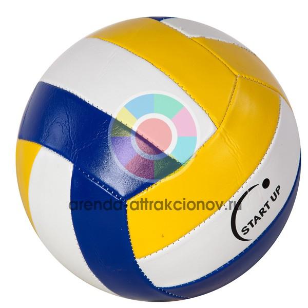 Волейбольный мяч в аренду на мероприятие