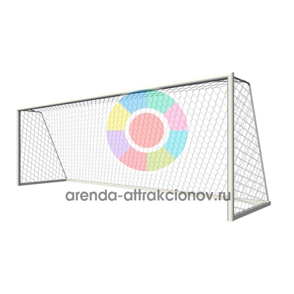 спортивные ворота или аренда футбольных ворот