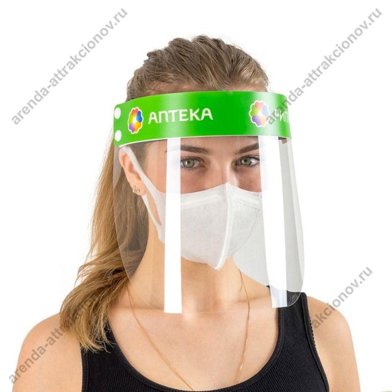 Купить защитный экран для лица