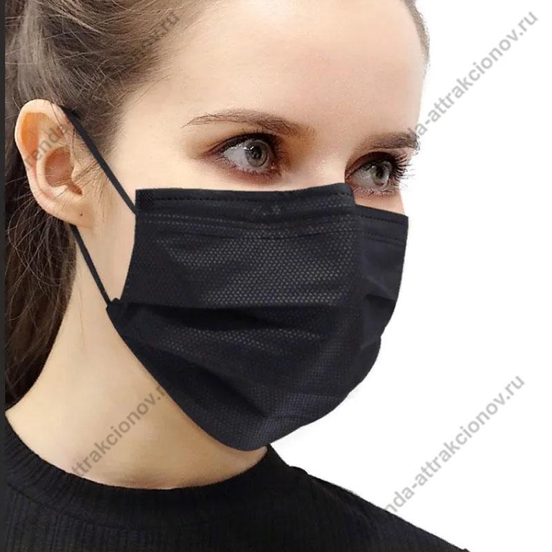 Защитные маски на мероприятие