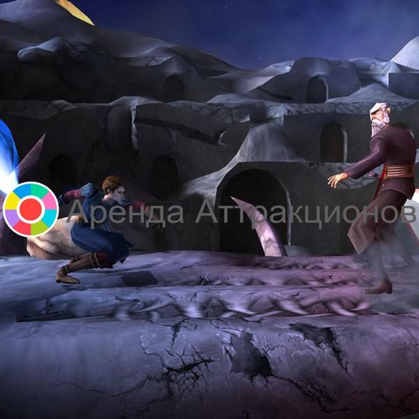 Битва Джедаев на мероприятии