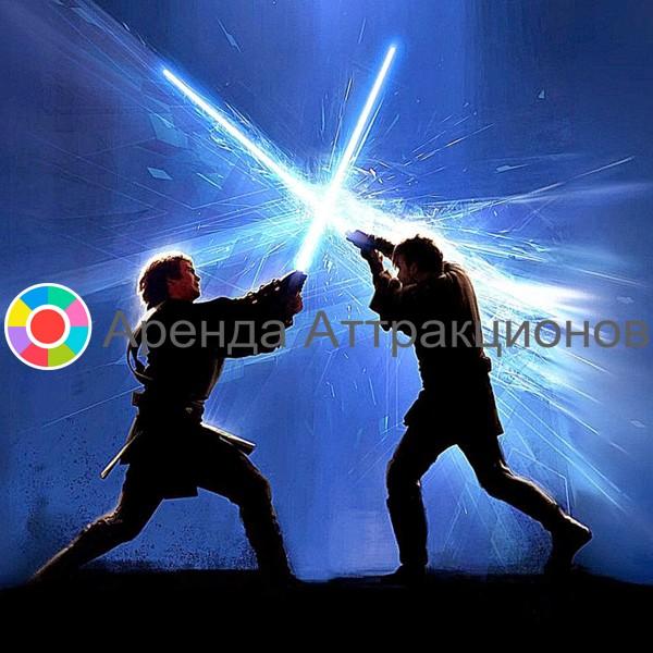 Дуэль на световых мечах