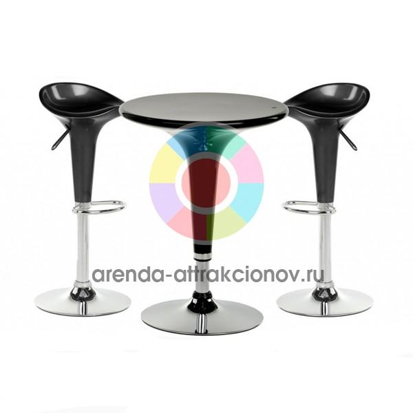 Стол и 2 стула для аттракциона Повелителя мыслей
