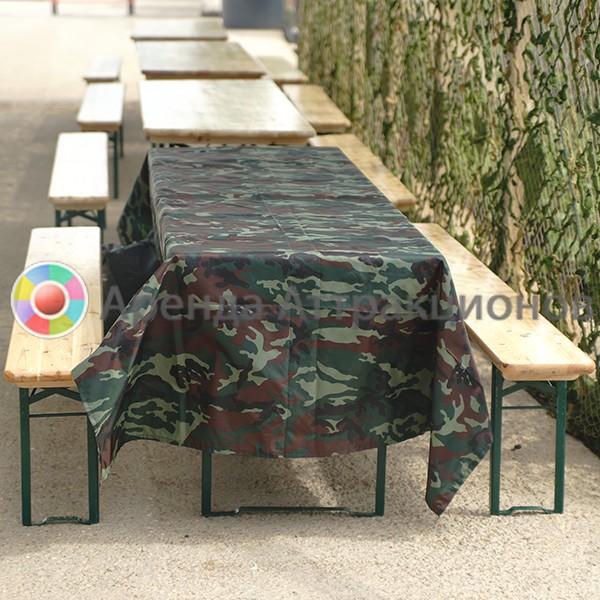 Стол армейский - Военный реквизит