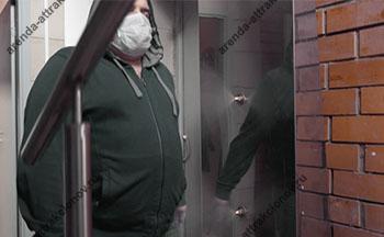 туннель для дезинфекции