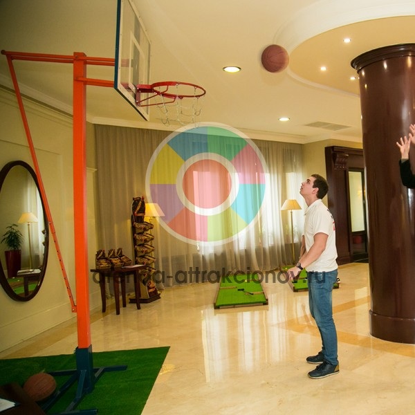 Баскетбол в аренду