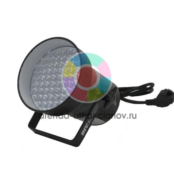 Световой прибор для космической фотозоны
