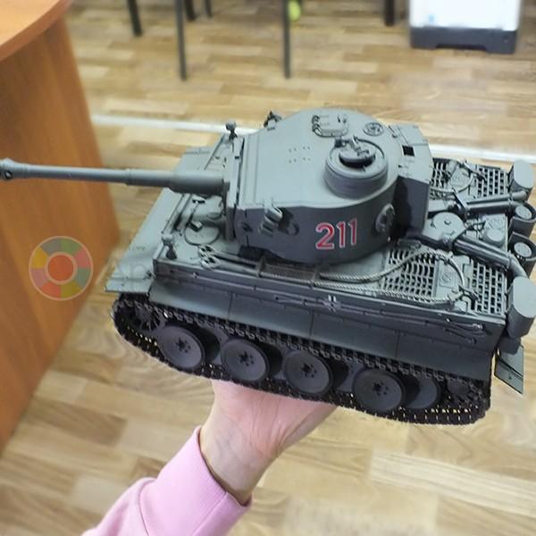 Комплект Mini радиоуправляемых танков