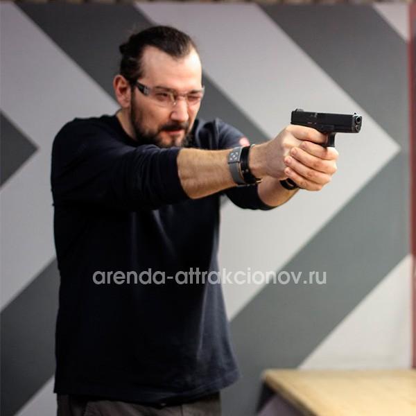 Выездной тир Пулевая стрельба в аренду