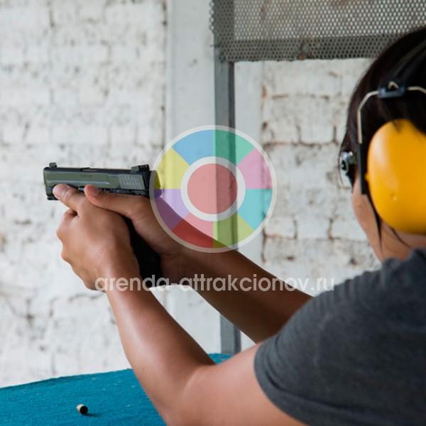 Выездной тир Пулевая стрельба на праздник