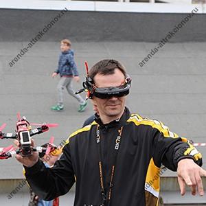 Тренер по радиоуправляемым вертолетам