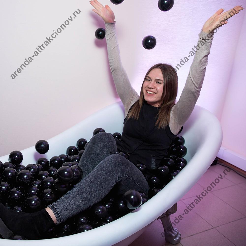 Аренда Ванной с шариками для фотосессий