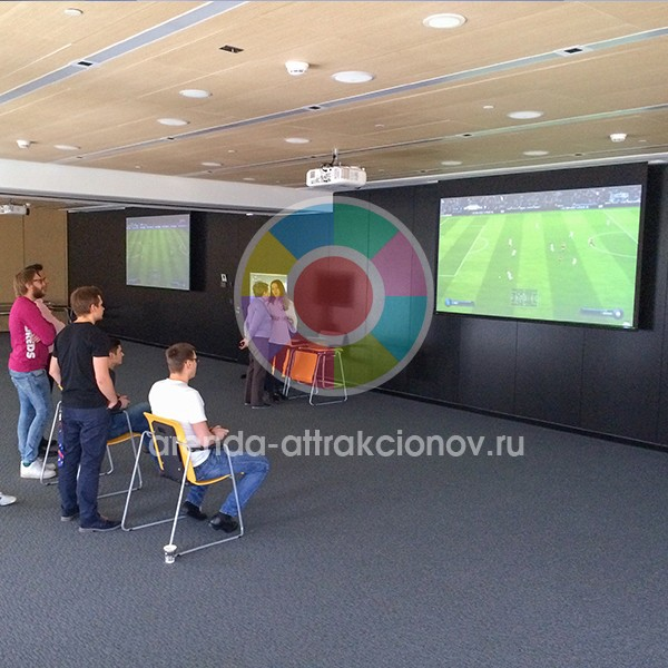 FIFA 2019 в аренду на праздник