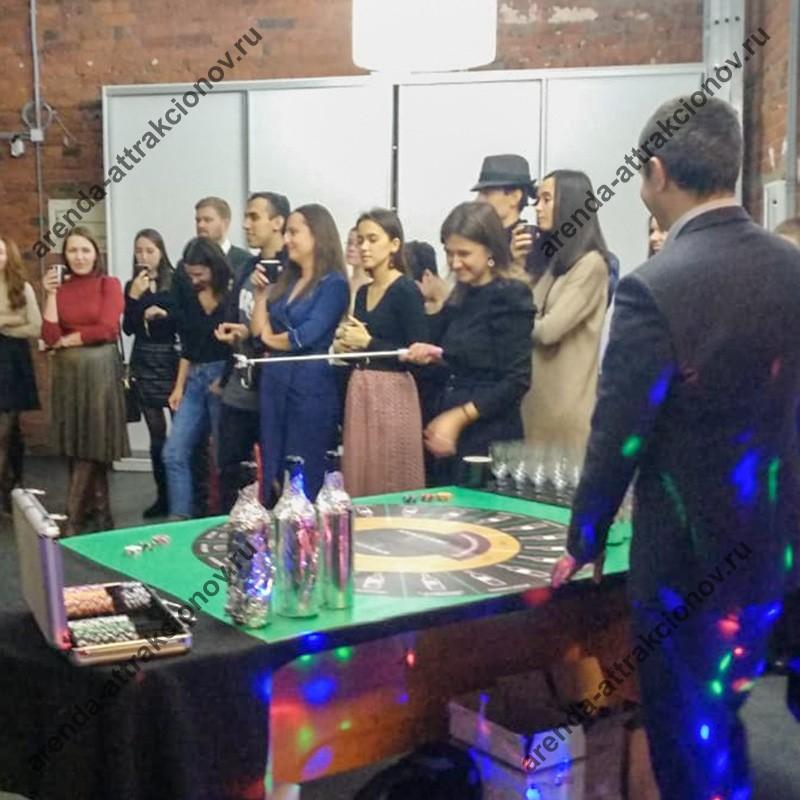 Комплект Игровой для Винного казино