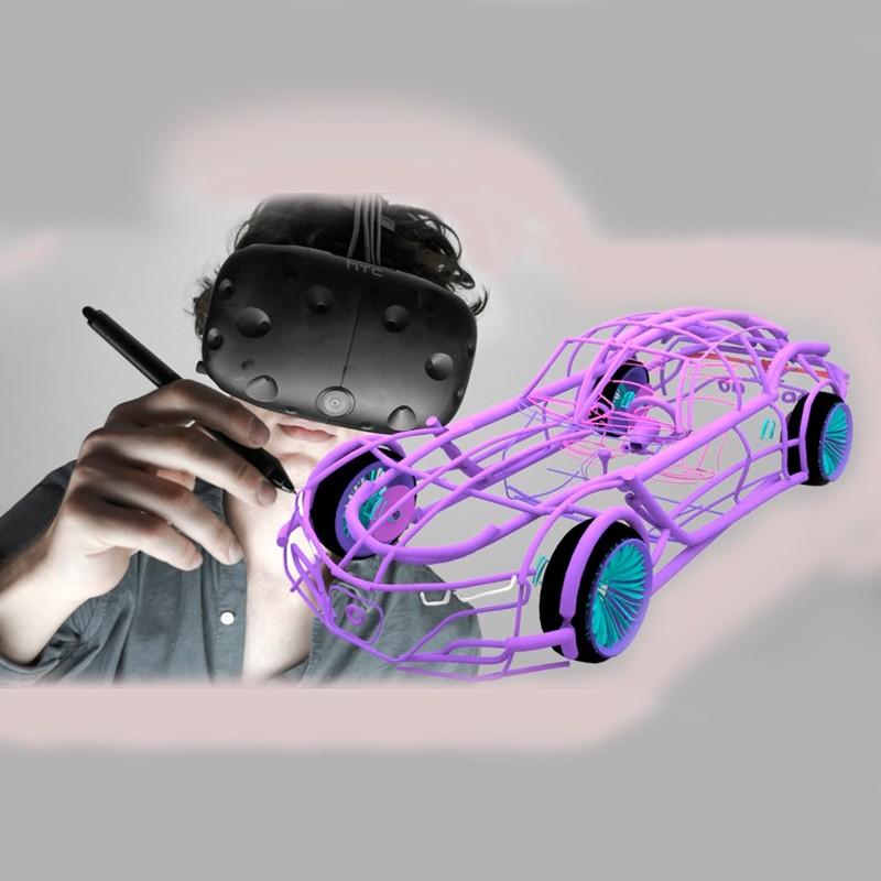 Аренда Художник VR в Москве