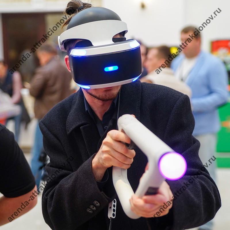 Заказать виртуальную реальность на корпоратив