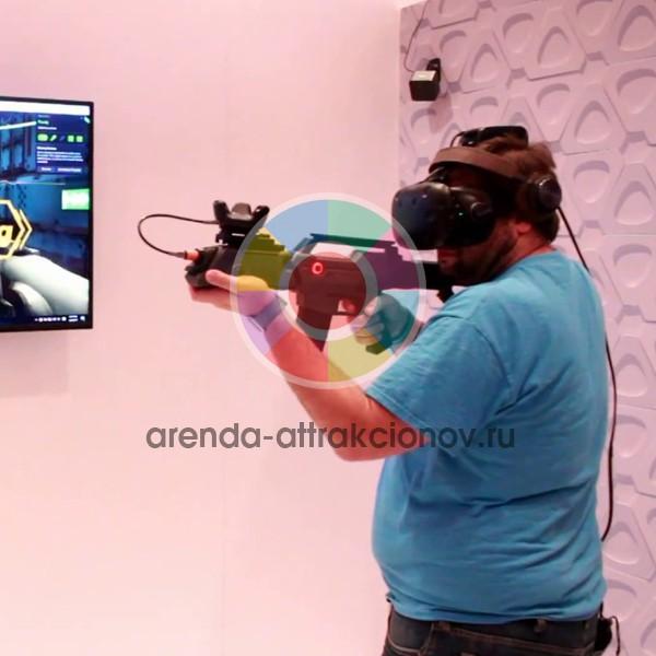 Виртуальная реальность в аренду
