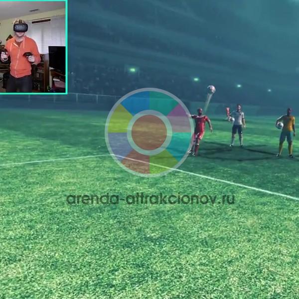 Игра Виртуальный вратарь на мероприятие