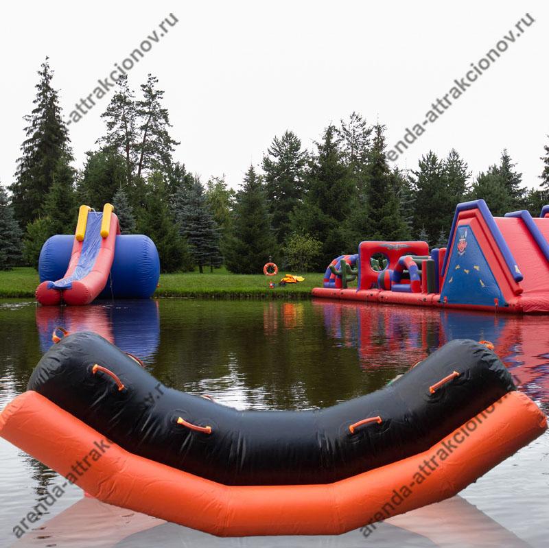 Развлечения на озере