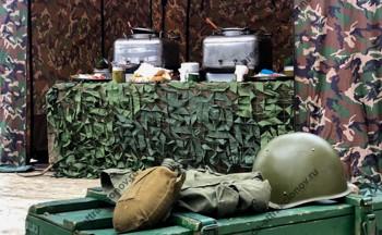 выездное питание на военный праздник