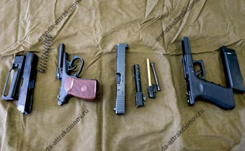 сборка-разборка оружия на мероприятие