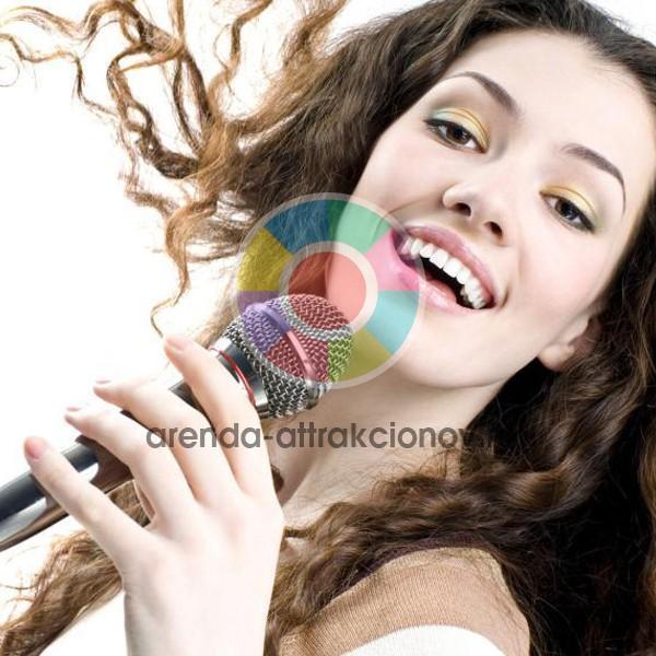 Бэк вокалист для организации караоке