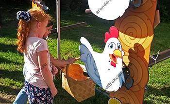 игра яйцелов для детей