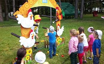 игра на детский праздник